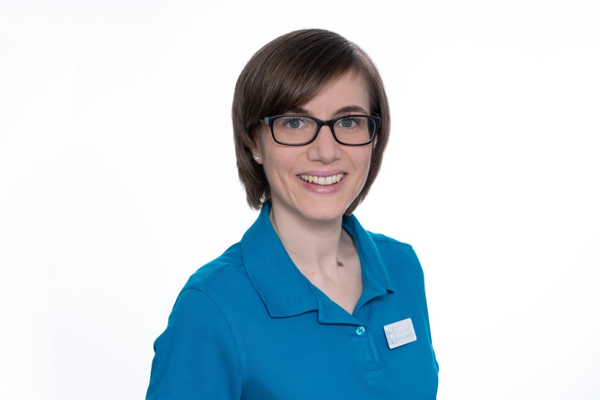 Dr. med. dent. Britta Weber